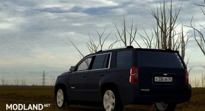 Chevrolet Tahoe LTZ 2015 [1.5.5], 3 photo